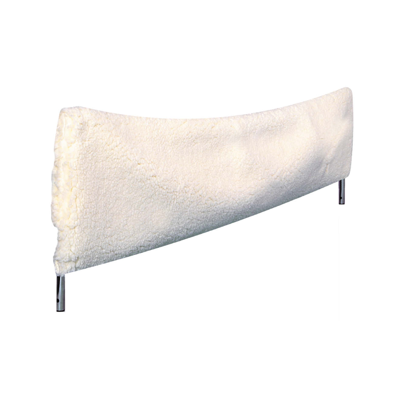 Essential Medical Sheepette Bed Rail Covers (1 Pair)