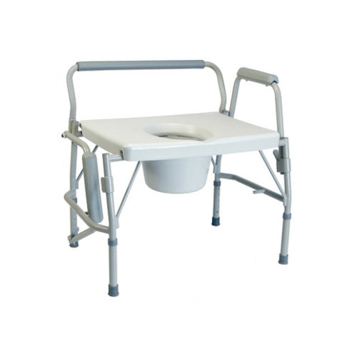 Graham-Field Imperial Collection 3-in-1 Steel Drop Arm Commode