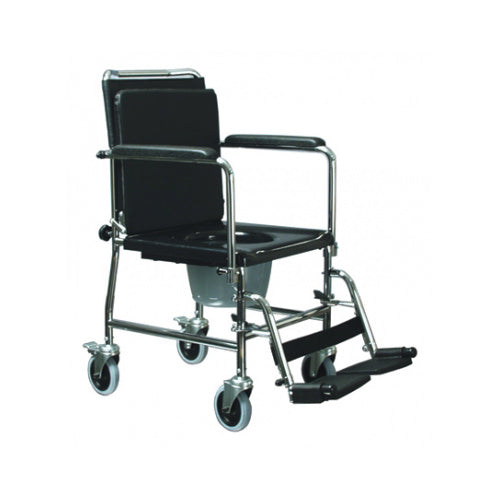 Versamode Drop Arm Commode Chair