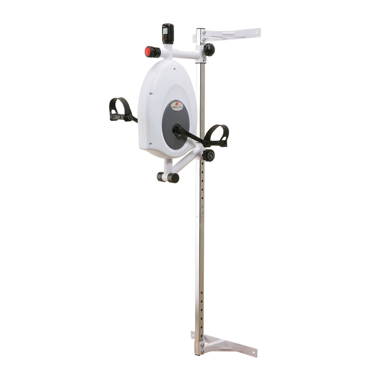 CanDo® Magneciser™ - Pedal with Height Adjustable Wall Mount Bracket