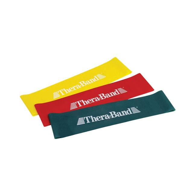 Thera-Band Latex-Free Exercise Band Set