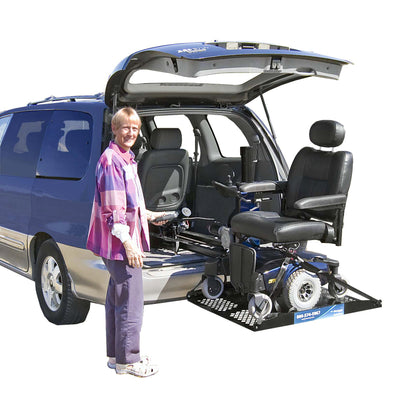 Harmar AL600 Hybrid Wheelchair and Scooter Lift