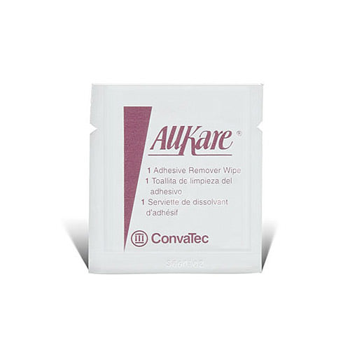 AllKare® Adhesive Remover Wipe - Box of 50 Wipes