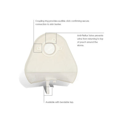 Little Ones® Two Piece Urostomy Pouch