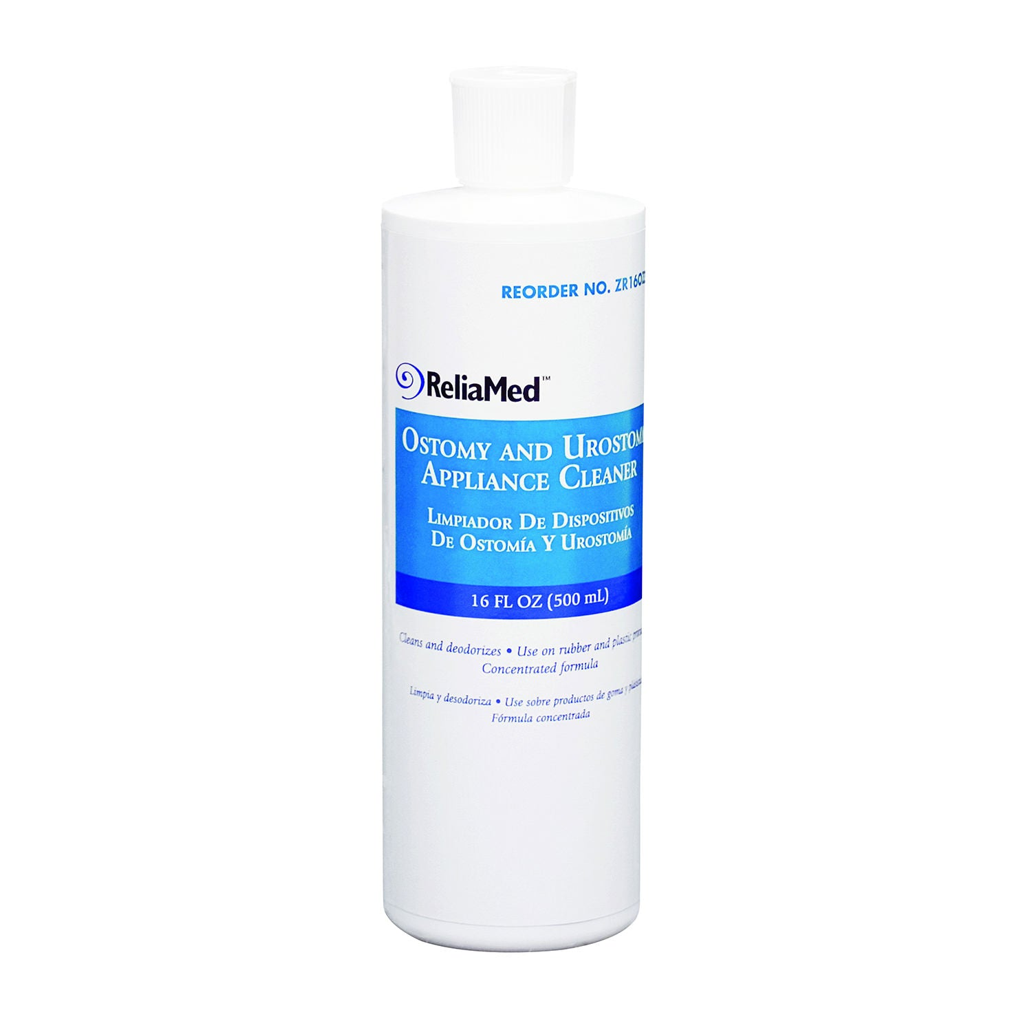ReliaMed® Ostomy and Urostomy Appliance Cleaner