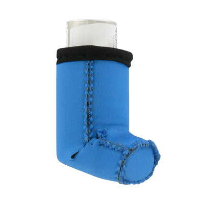 Metered Dose Inhaler Cover (Blue)