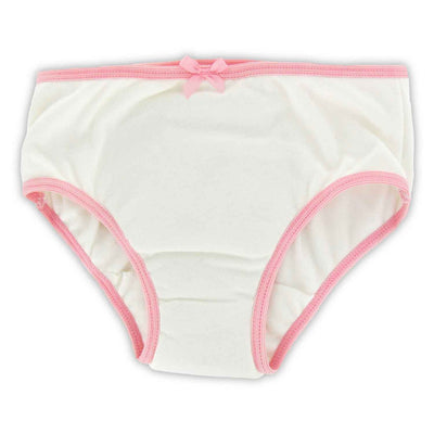 Girls Washable Absorbent Briefs