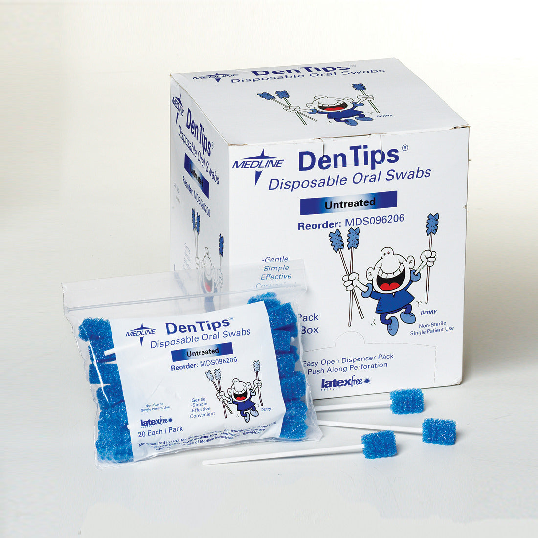 DenTips Oral Swabstick