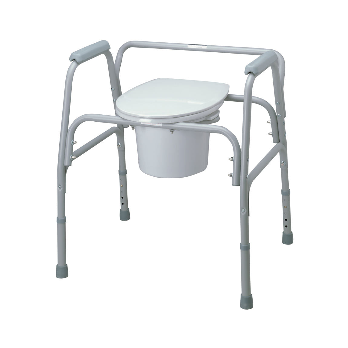 Medline Steel Bariatric Commode