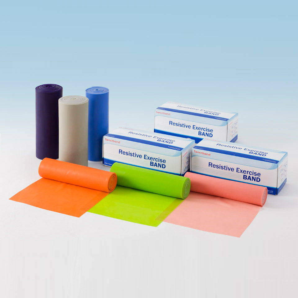 Sanctuary Health Exercise Bands