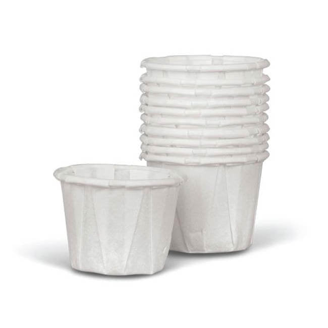 Disposable Paper Souffle Cups - Box of 250