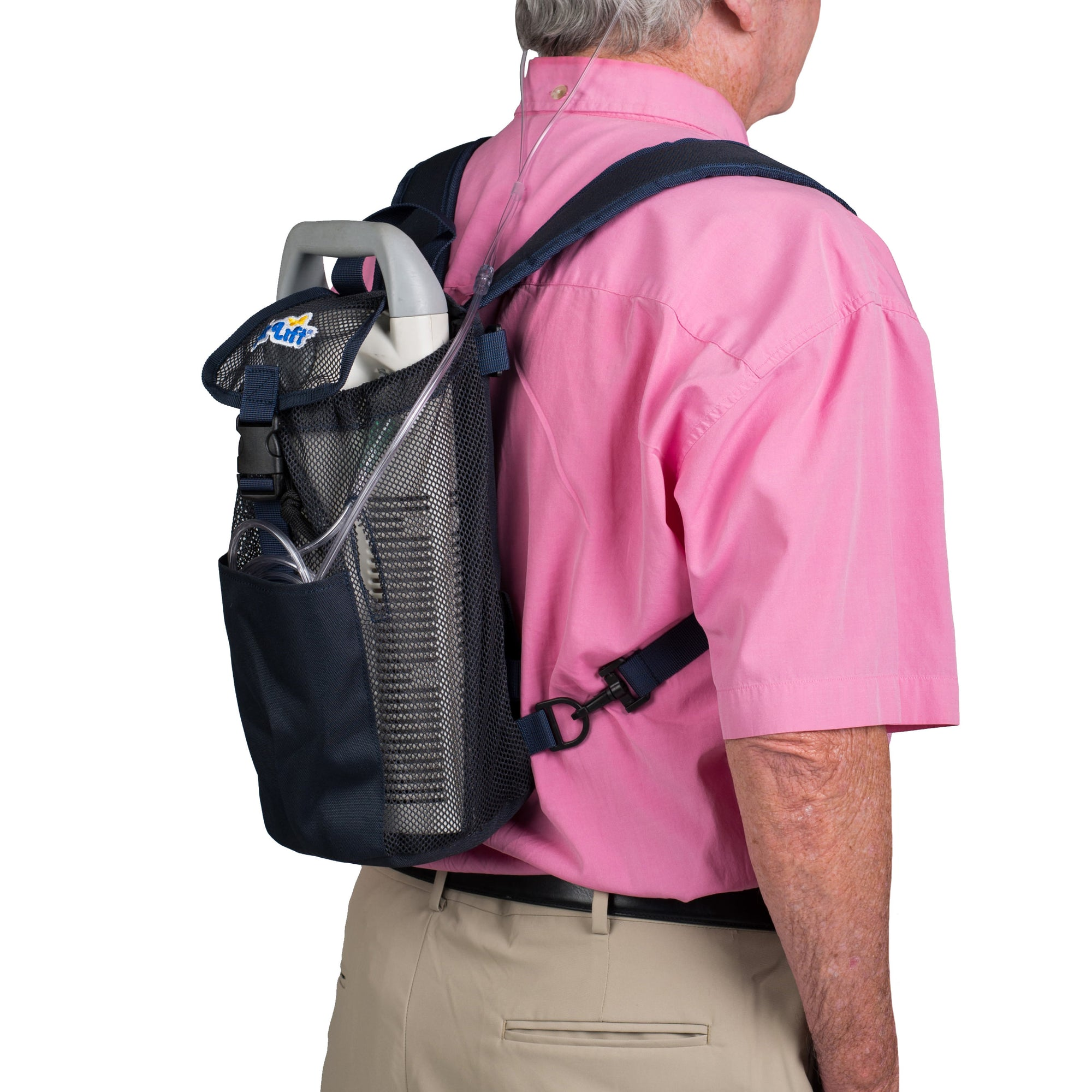 AirLift Small Backpack for Small Liquid Oxygen Portables