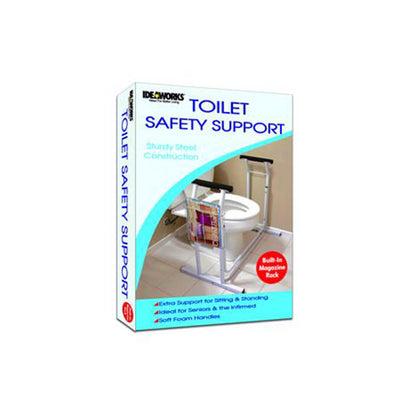 Jobar Deluxe Toilet Safety Support