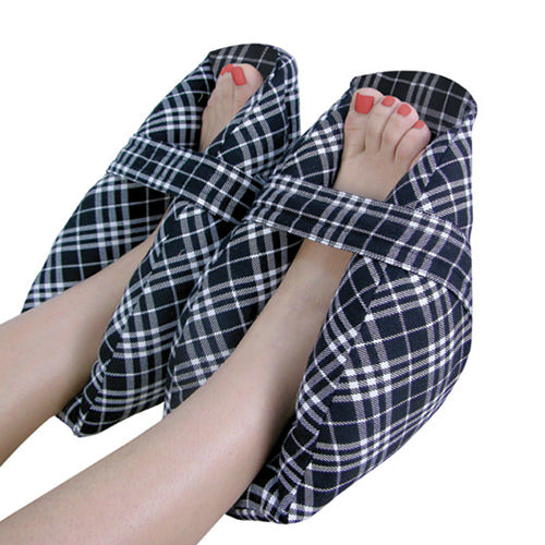 Foot Pillows - Padded - 1 Pair