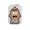 AllerMates Nutso Tree Nut Allergy Alert Dog Tag (For Tree Nut Allergies)