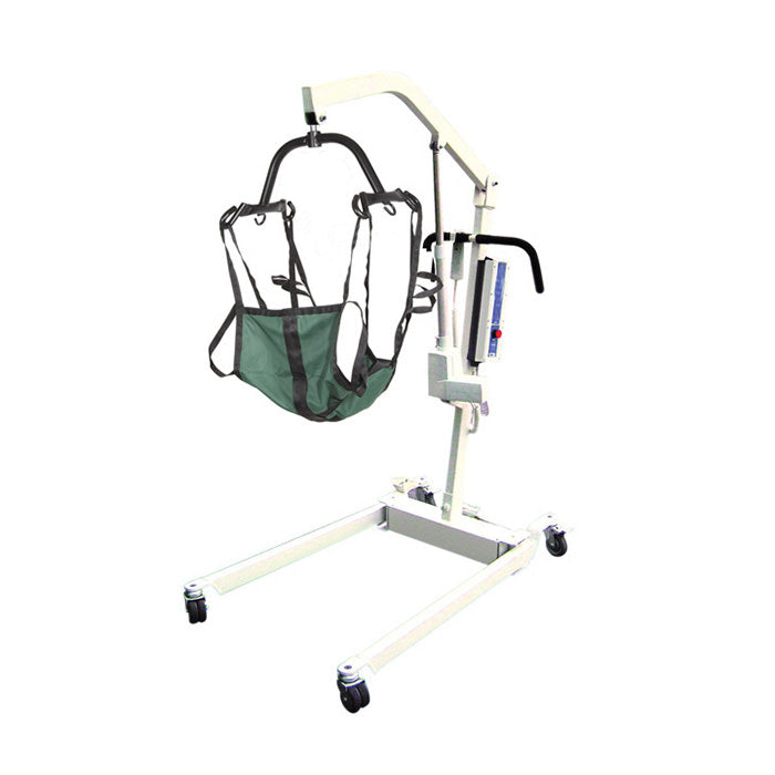 Drive Bariatric Battery Powered Patient Lift with Rechargeable Removable Battery (600 lbs. Capacity)