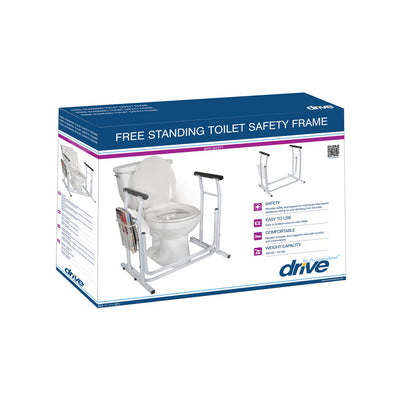 Drive Stand Alone Toilet Safety Rail