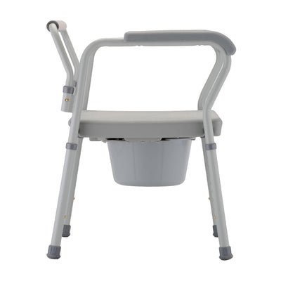 Nova Bariatric Commode with Extra Wide Seat