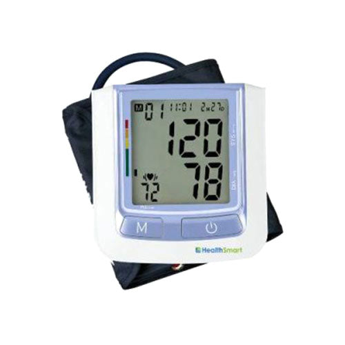 HealthSmart® Standard Automatic Arm Digital Blood Pressure Monitor