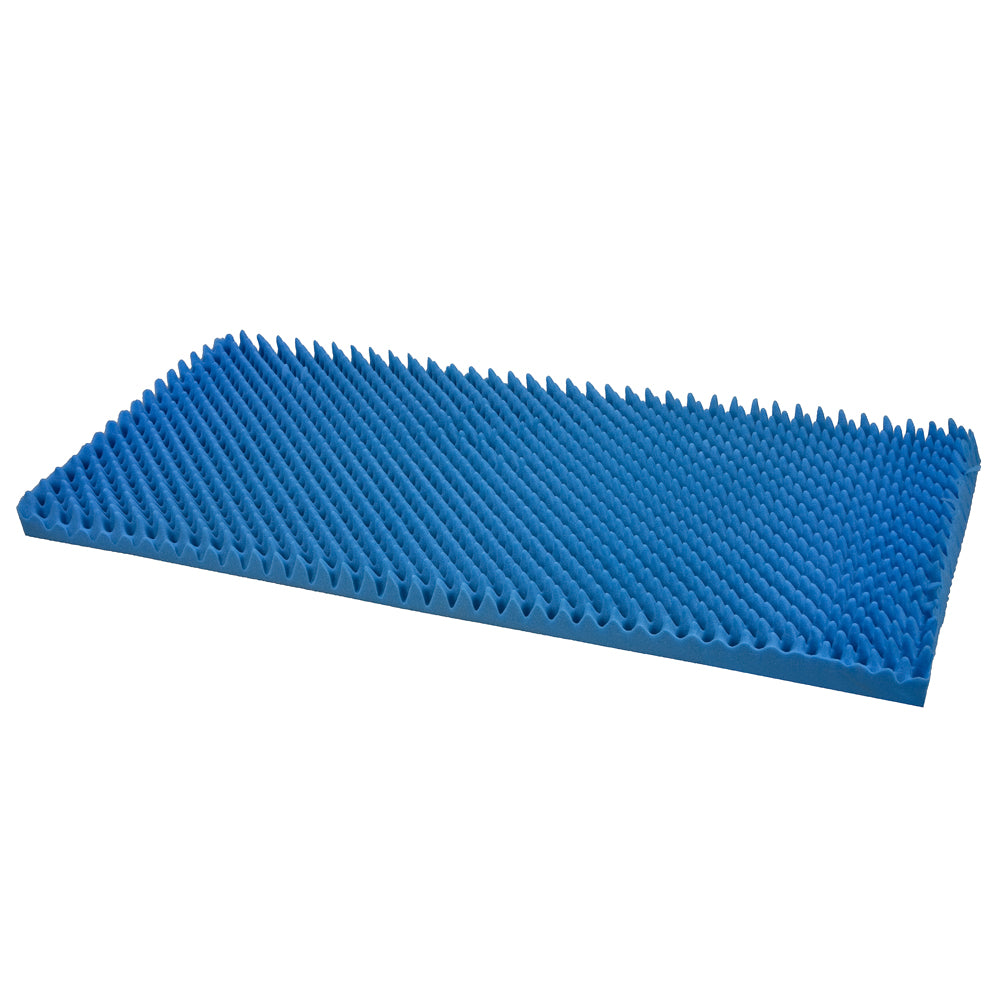 Convoluted Foam Egg Crate Mattress Topper