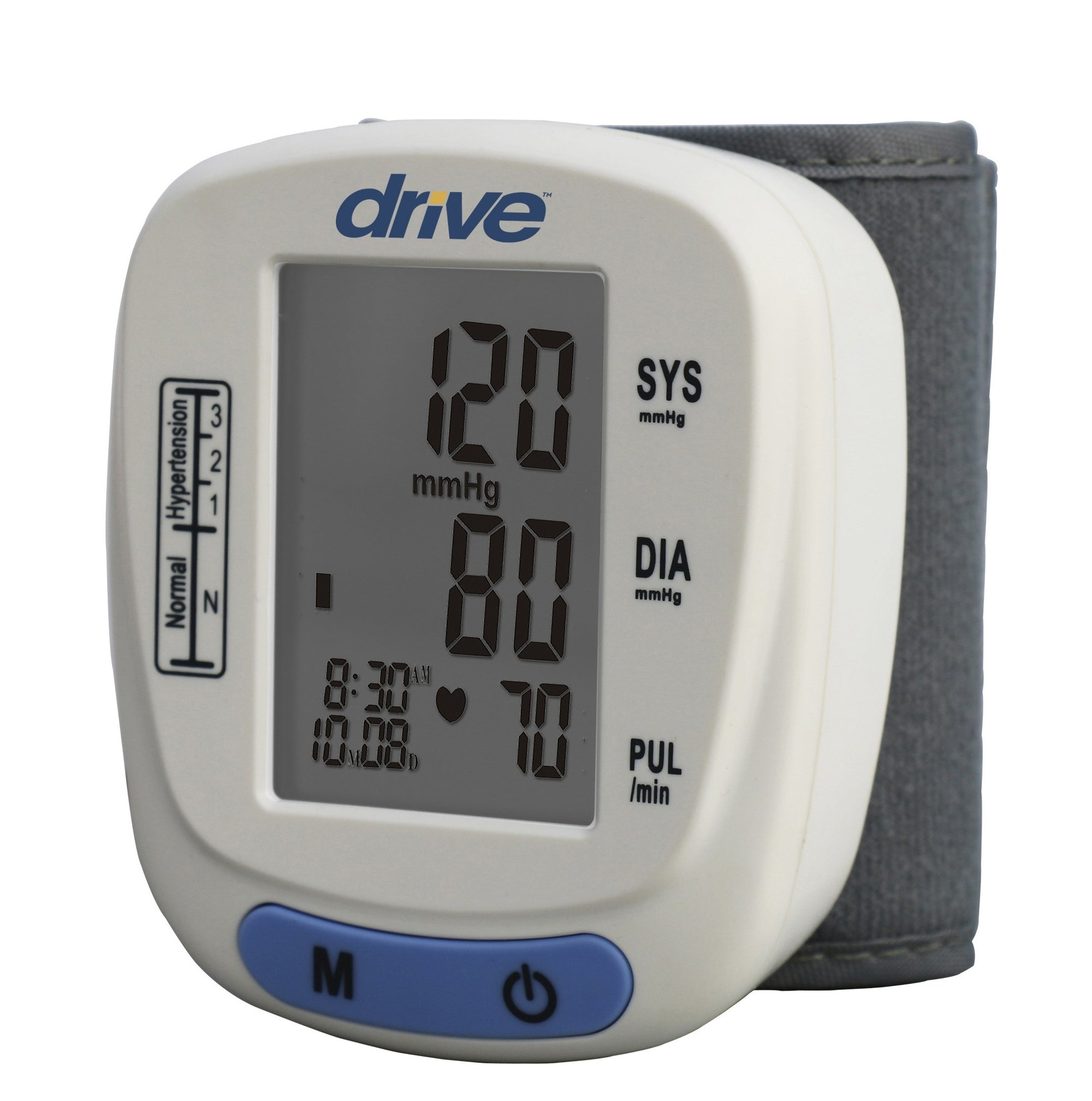 Automatic Blood Pressure Monitor, Wrist Mode