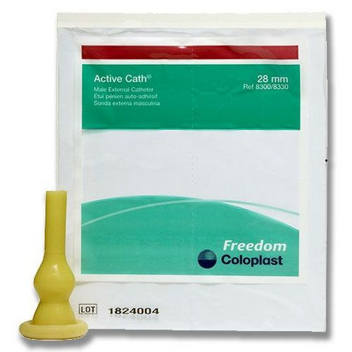 Coloplast Active Cath® Male External Catheter