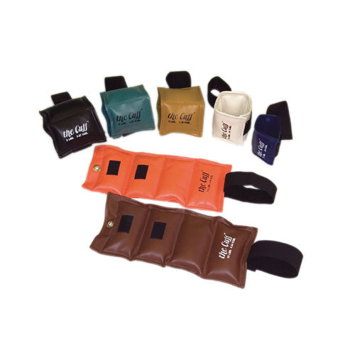 The Deluxe Cuff® Ankle and Wrist Weight