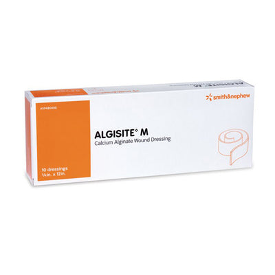 AlgiSite M Calcium Alginate Dressing - Box of 10
