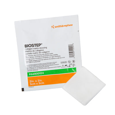 Biostep Collagen Dressing - Box of 10