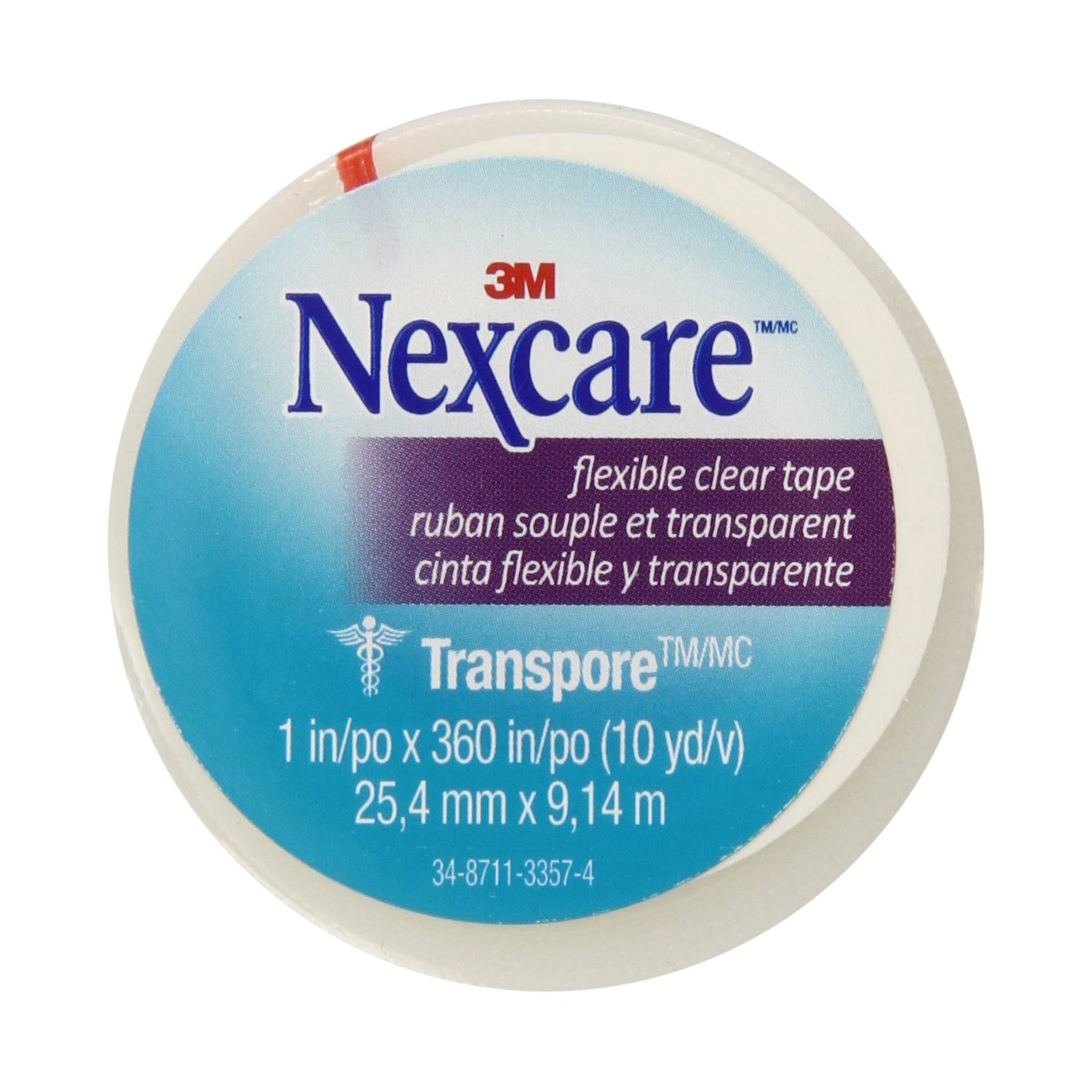 Nexcare™ Transpore Clear Tape