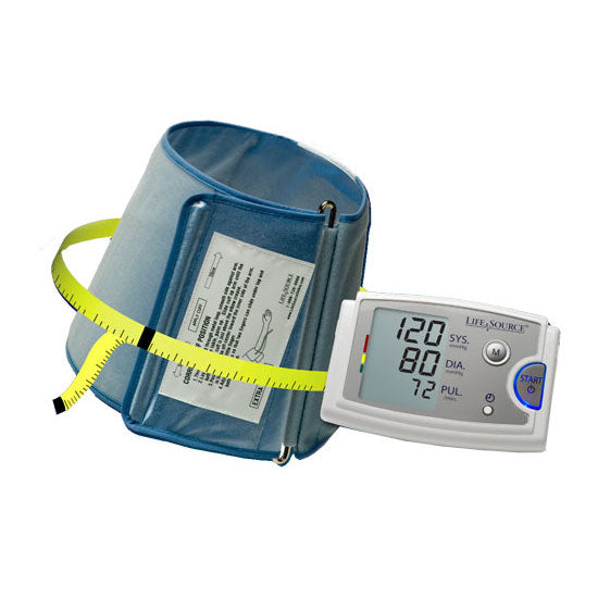 LifeSource Extra Large Arms Blood Pressure Monitor