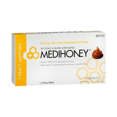 Medihoney Manuka Hydrocolloid Wound Fill Paste - 1.5oz Tube
