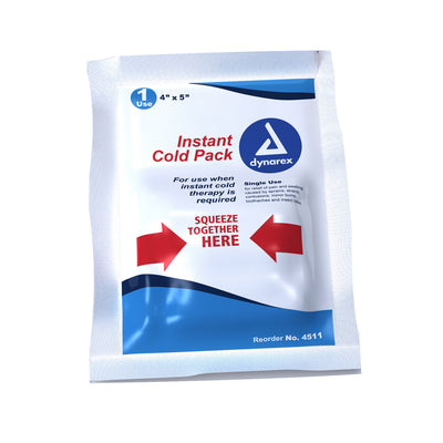 Disposable Instant Cold Pack