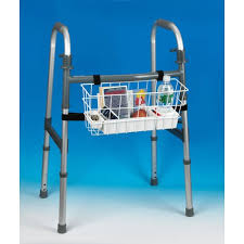 Economy Walker Basket with Hook-and-Loop