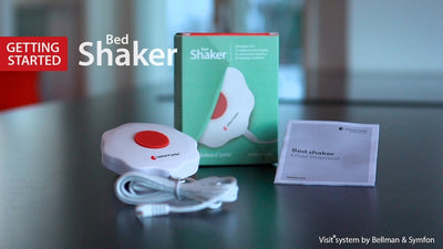 Vibrating Bed Shaker Smart Alert Bellman & Symfon