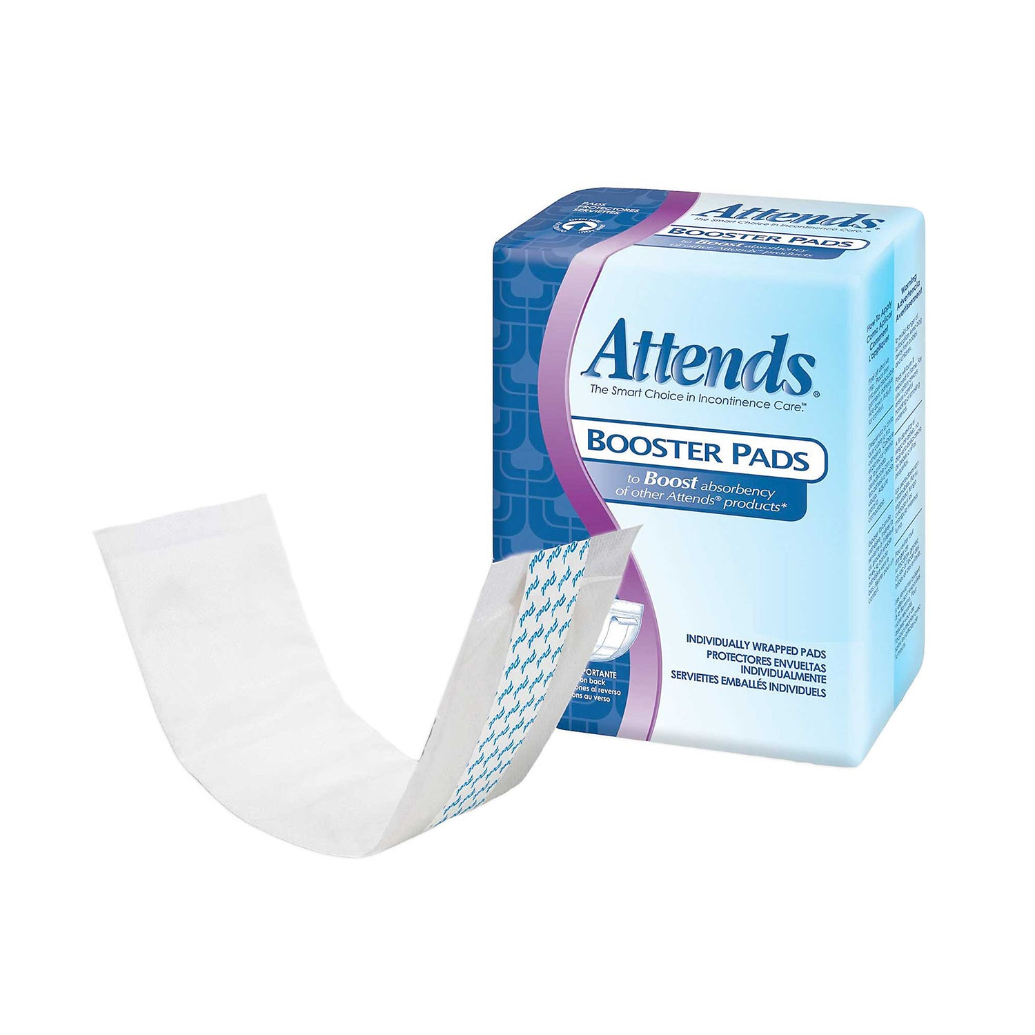 Attends Booster Pads - Pack of 24