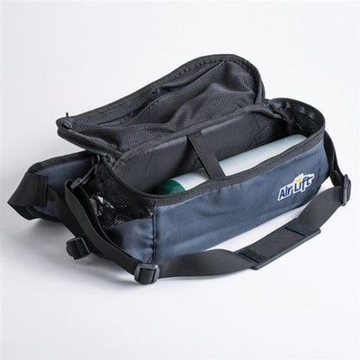 AirLift Fanny Pack Oxygen Cylinder Carrier (M6, C/M9 and B Cylinders)