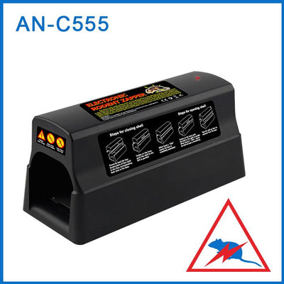 Electronic Rodent Zapper Pest Control Extermination