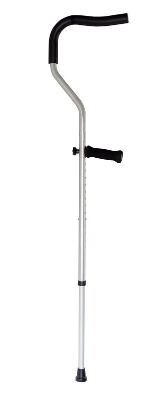 Millennial In-Motion Pro Crutches Short (Grey)