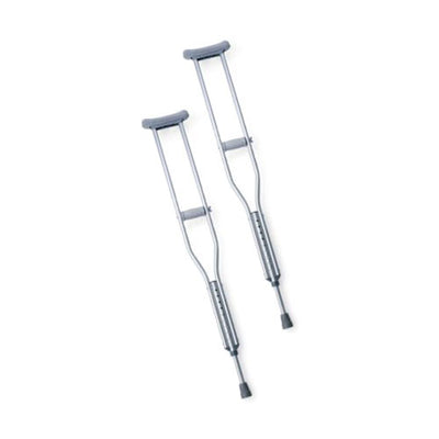 Medline Bariatric Crutches, 1 Pair