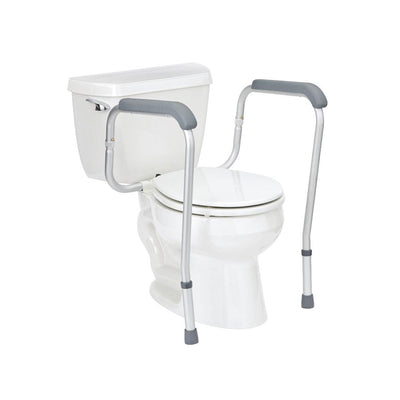 Medline Foldable Toilet Safety Rail