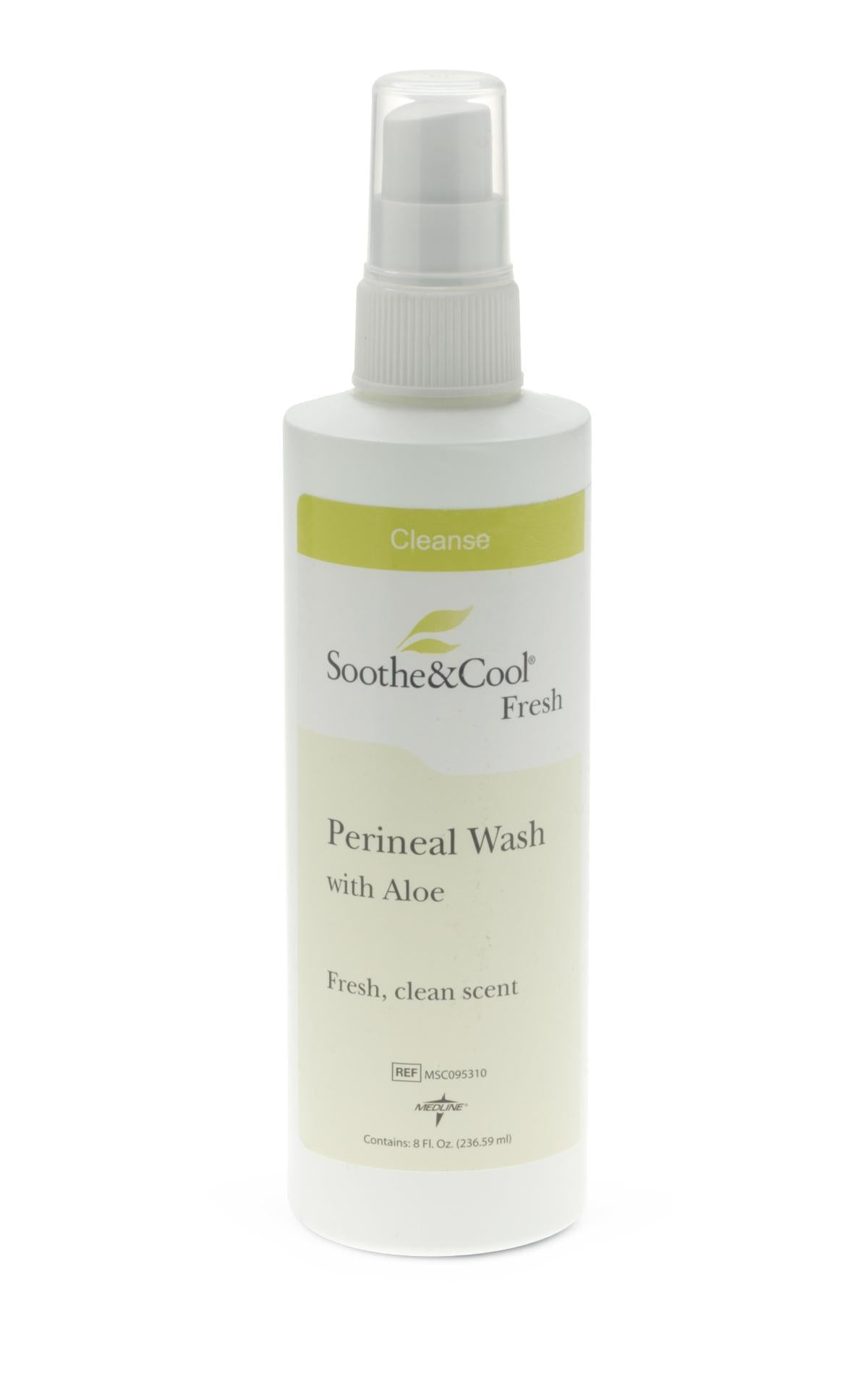 Soothe & Cool Perineal Spray Wash - 8 oz.