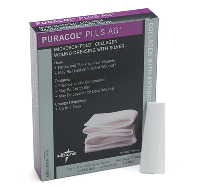 Puracol Plus Ag Collagen Dressing