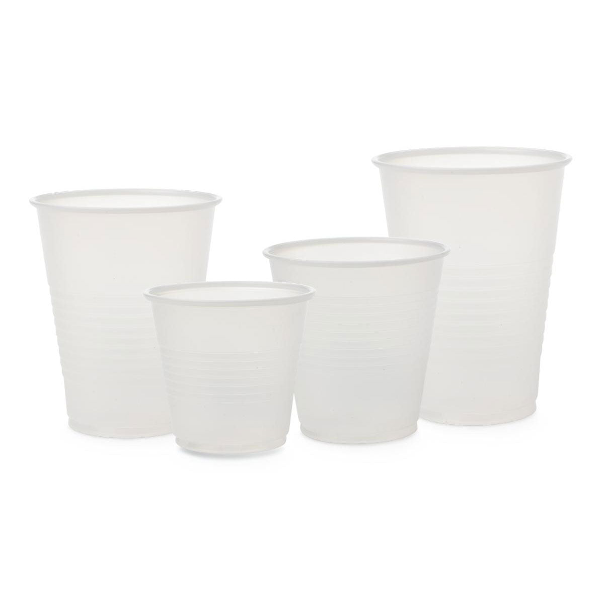 Disposable Cold Plastic Drinking Cups
