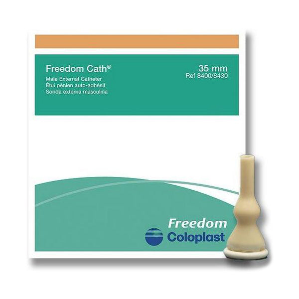 Coloplast Freedom Cath® Male External Catheter