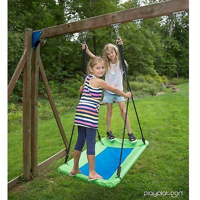 Outdoor Tree Swing for Kids & Adults - Fully Assembled, Easy to Install - Cho...