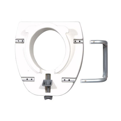 Drive Raised Toilet Seat with Arms
