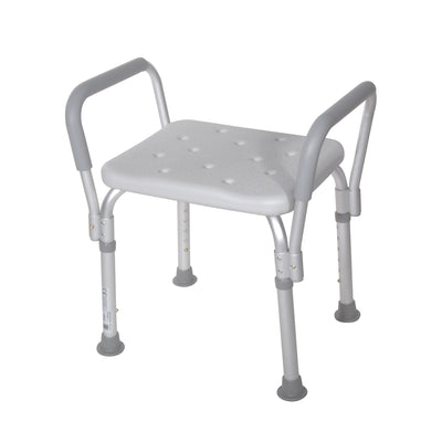 Drive Bath Bench with Padded Arms