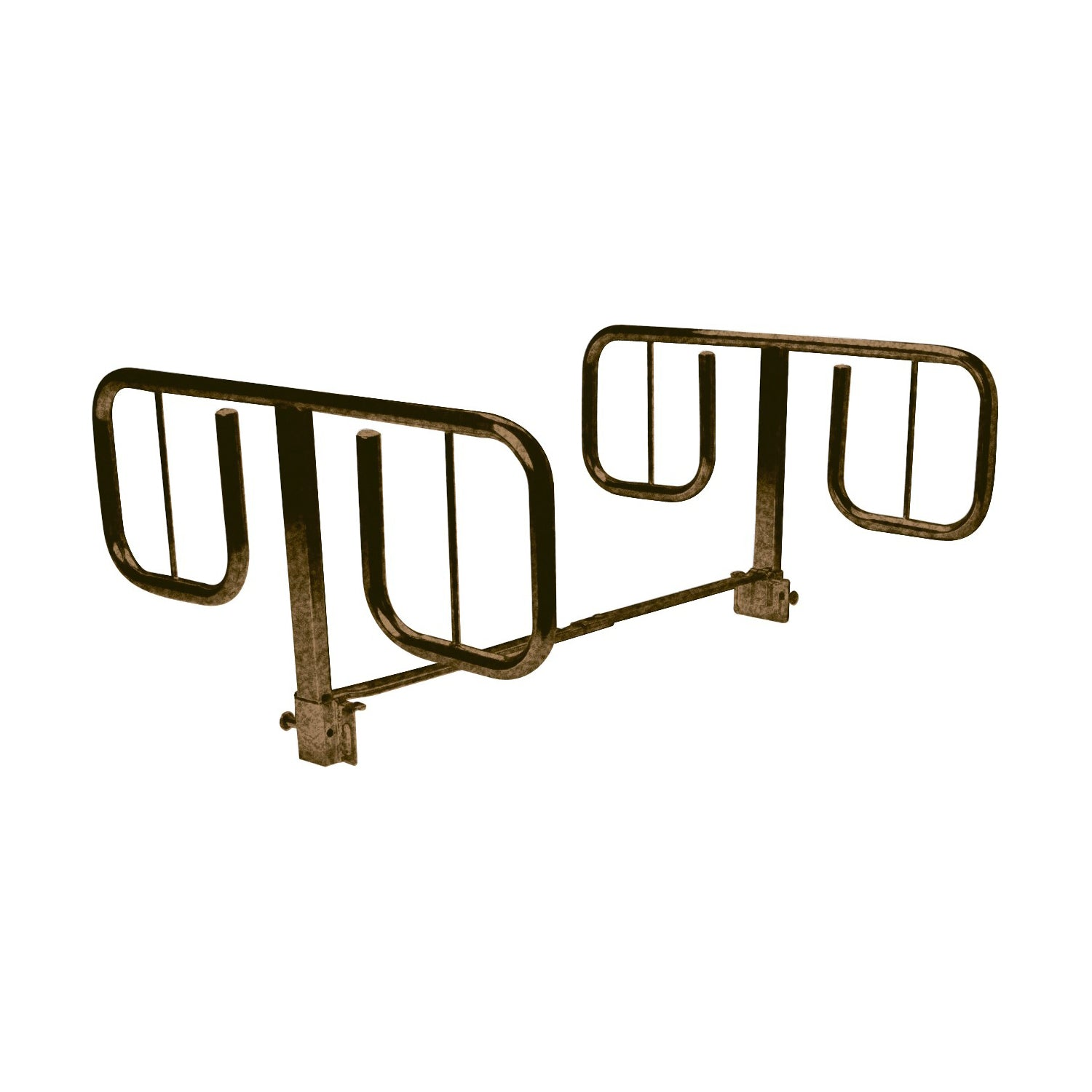 "Drive ""T"" Style Half Bed Rails (1 Pair)"