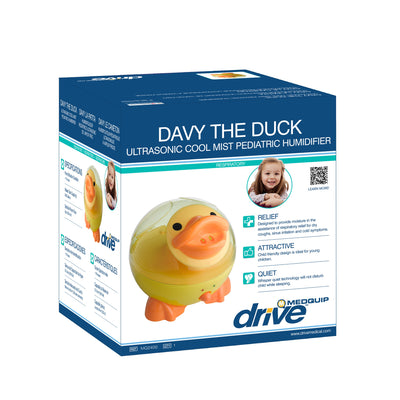 Davy the Duck Ultrasonic Cool Mist Pediatric Humidifier